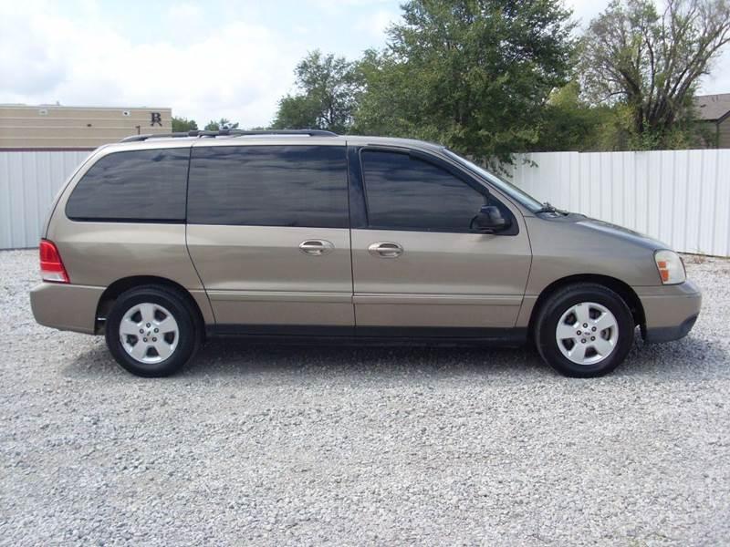 2005 Ford Freestar 4dr SES Mini Van In Broken Arrow OK