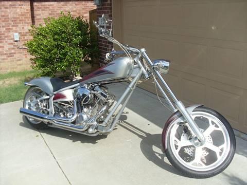 2004 American Ironhorse Motorcycles Legend for sale at Friendship Auto Sales in Broken Arrow OK