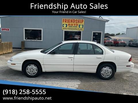 2001 Chevrolet Lumina for sale in Broken Arrow, OK