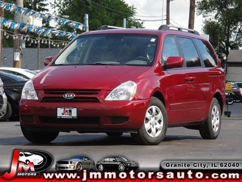 2008 Kia Sedona for sale in Granite City, IL