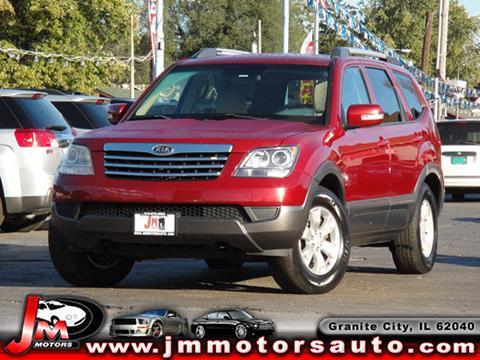 2009 Kia Borrego for sale in Granite City, IL