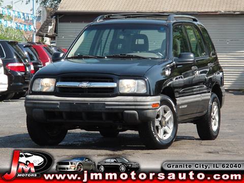 2002 Chevrolet Tracker for sale in Granite City, IL