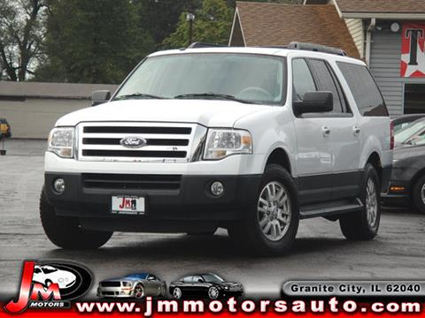 2011 Ford Expedition EL for sale in Granite City, IL