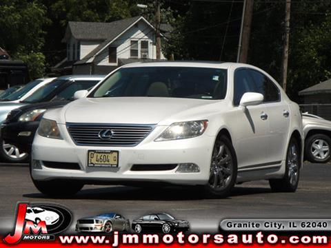 2009 Lexus LS 460 For Sale In Granite City, IL