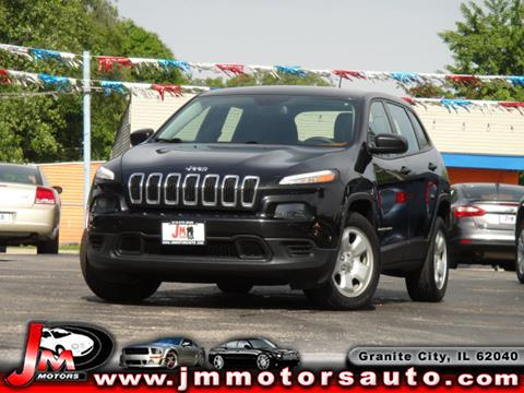 2014 Jeep Cherokee for sale in Granite City, IL