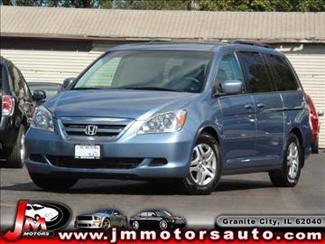 2005 Honda Odyssey for sale in Granite City, IL
