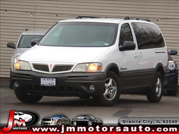 2004 Pontiac Montana for sale in Granite City, IL