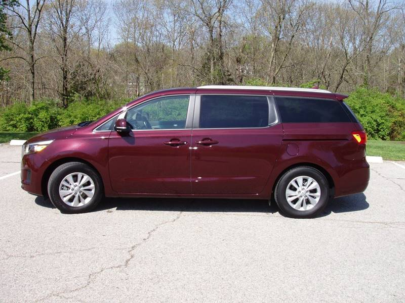 2017 kia sedona lx in pacific mo fine cars of st louis llc. Black Bedroom Furniture Sets. Home Design Ideas