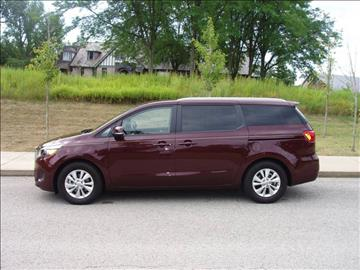 2017 Kia Sedona for sale in Pacific, MO