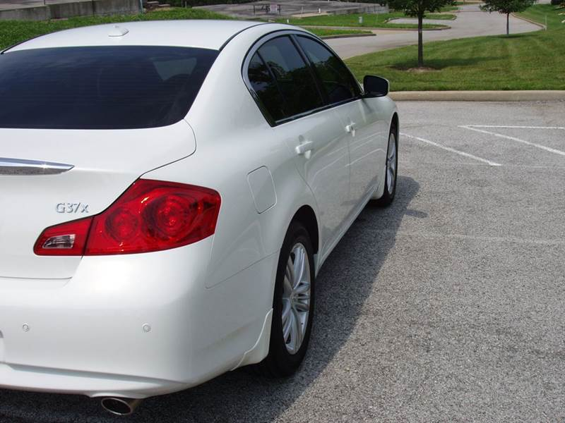 2013 Infiniti G37 Sedan x AWD 4dr Sedan - Pacific MO