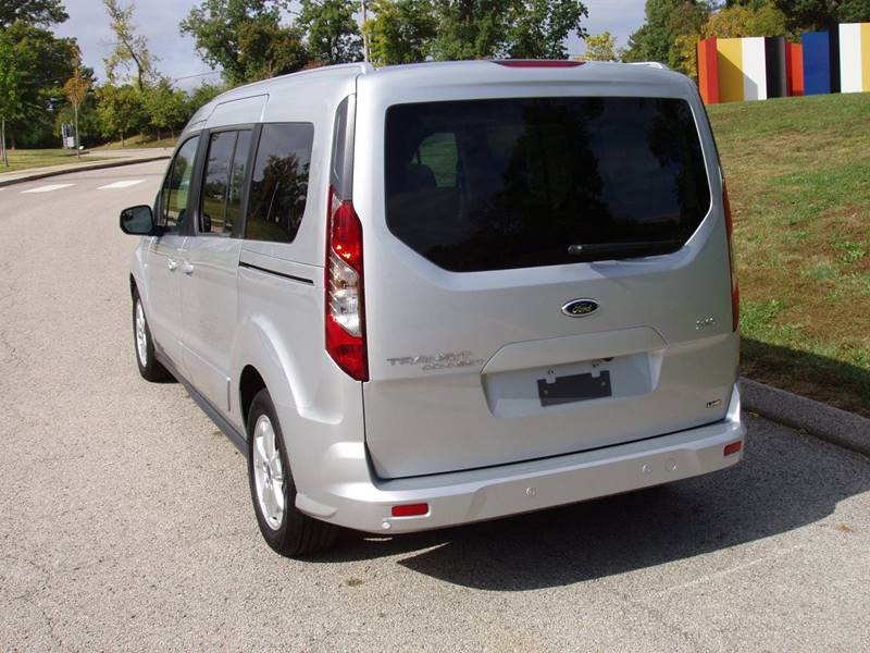2016 Ford Transit Connect Wagon XLT 4dr LWB Mini-Van w/Rear Liftgate - Pacific MO
