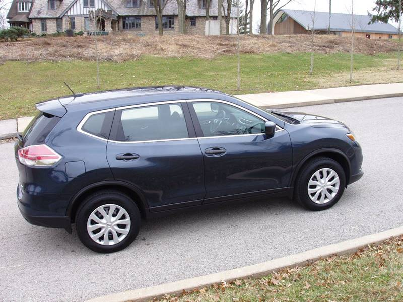 2016 Nissan Rogue AWD S 4dr Crossover - Pacific MO