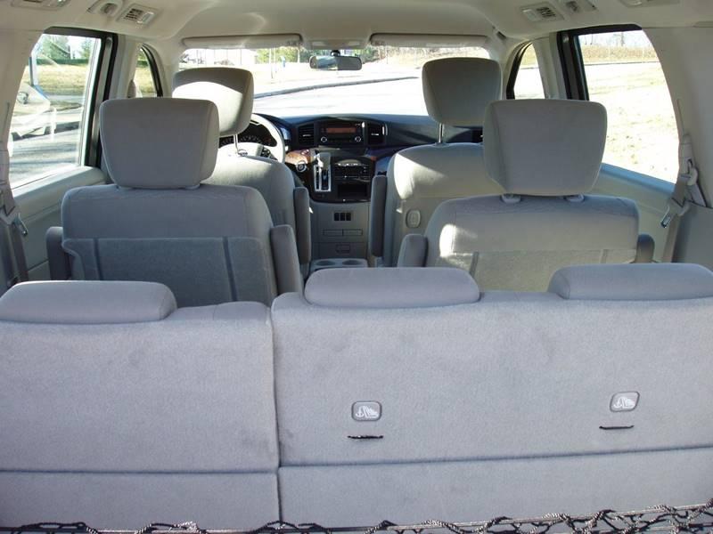 2015 Nissan Quest 3.5 S 4dr Mini-Van - Pacific MO