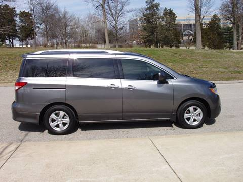 2015 Nissan Quest for sale in Pacific, MO