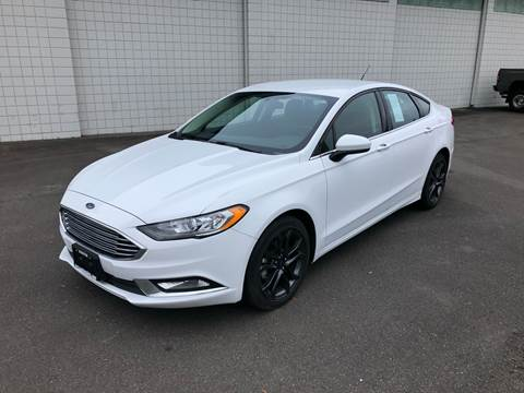 2018 Ford Fusion for sale in Lakewood, WA