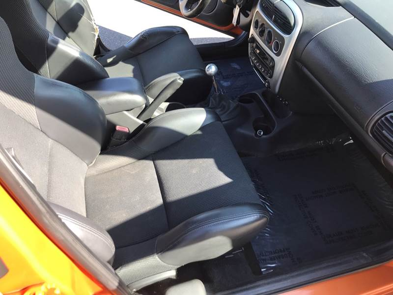 Outstanding 2005 Dodge Neon Srt 4 4Dr Turbo Sedan In Lakewood Wa Vista Gmtry Best Dining Table And Chair Ideas Images Gmtryco
