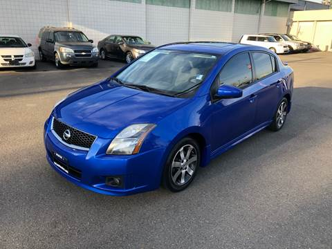 2012 Nissan Sentra for sale in Lakewood, WA