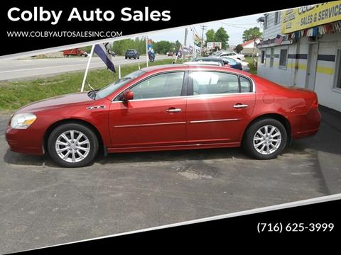 2010 Buick Lucerne for sale in Lockport, NY
