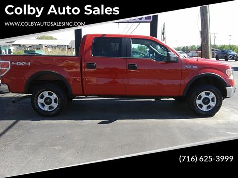 2010 Ford F-150 for sale in Lockport, NY