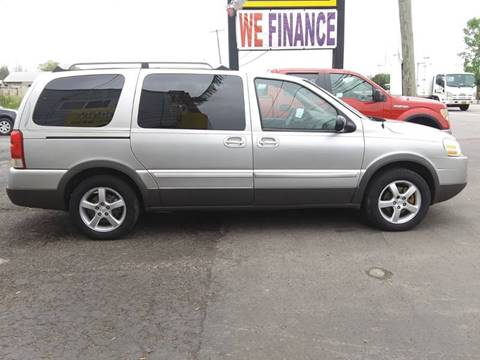 2005 Pontiac Montana SV6 for sale in Lockport, NY