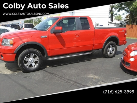 2008 Ford F-150 for sale in Lockport, NY