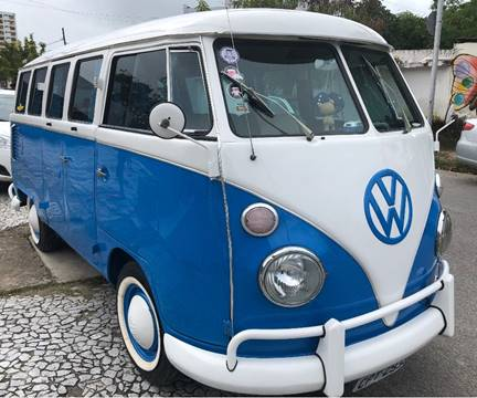 1972 Volkswagen Vanagon for sale in Pompano Beach, FL