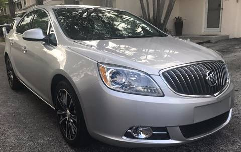 2017 Buick Verano for sale in Pompano Beach, FL
