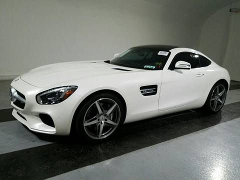 2017 Mercedes-Benz AMG GT for sale in Peoria, AZ