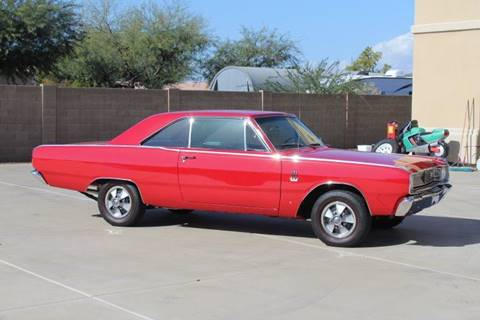 1967 Dodge Dart >> 1967 Dodge Dart For Sale In Peoria Az