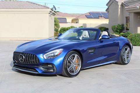2018 Mercedes-Benz AMG GT for sale in Peoria, AZ