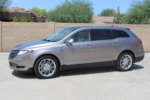 2019 Lincoln MKT for sale in Peoria, AZ