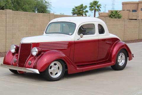 1936 Ford Super Deluxe for sale in Peoria, AZ