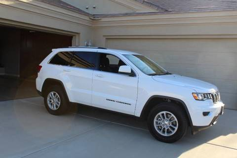 2019 Jeep Grand Cherokee for sale in Peoria, AZ