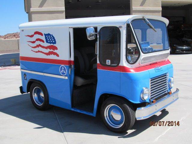 1963 jeep postal in peoria az classic sports trucks. Black Bedroom Furniture Sets. Home Design Ideas