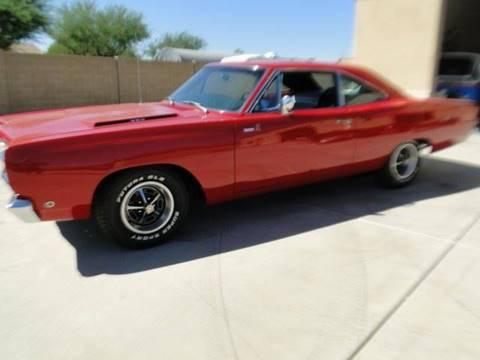 1968 Plymouth Roadrunner for sale in Peoria, AZ