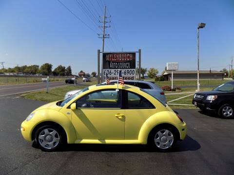 2001 Volkswagen New Beetle for sale in O` Fallon, MO
