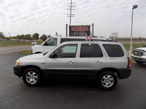 2003 Mazda Tribute for sale in O` Fallon, MO