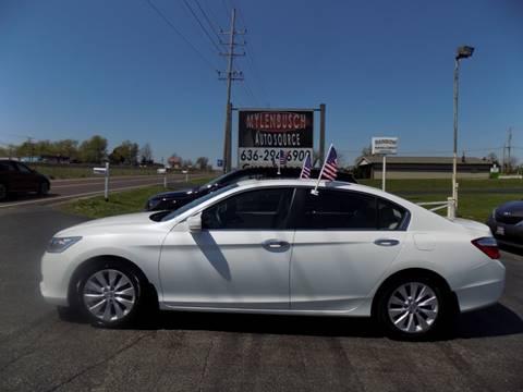 2015 Honda Accord for sale in O` Fallon, MO