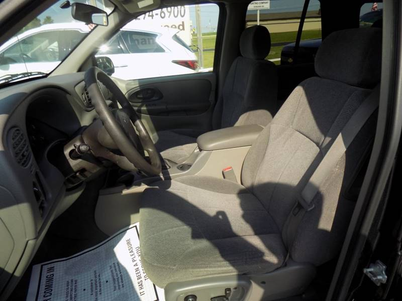 2004 Chevrolet Trailblazer LS 4dr SUV In O` Fallon MO - MYLENBUSCH