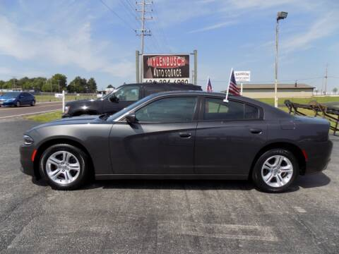 2016 Dodge Charger for sale at MYLENBUSCH AUTO SOURCE in O` Fallon MO