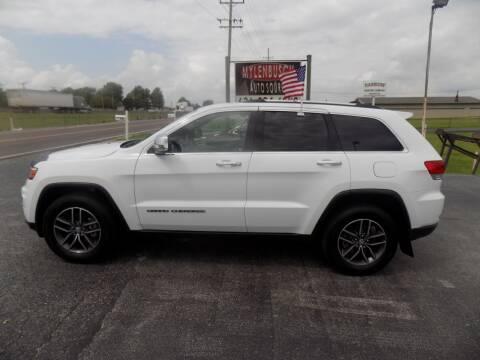 2018 Jeep Grand Cherokee for sale at MYLENBUSCH AUTO SOURCE in O` Fallon MO