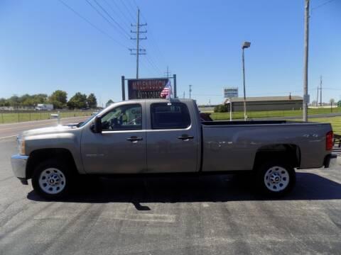 2013 Chevrolet Silverado 3500HD for sale at MYLENBUSCH AUTO SOURCE in O` Fallon MO