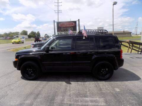 2015 Jeep Patriot for sale at MYLENBUSCH AUTO SOURCE in O` Fallon MO