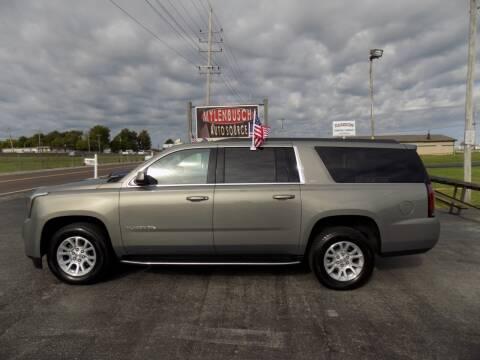 2019 GMC Yukon XL for sale at MYLENBUSCH AUTO SOURCE in O` Fallon MO