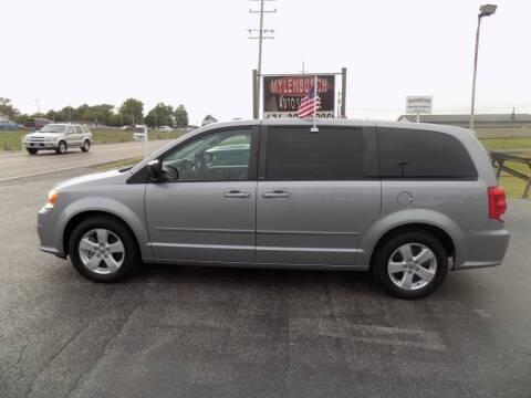 2013 Dodge Grand Caravan for sale at MYLENBUSCH AUTO SOURCE in O` Fallon MO
