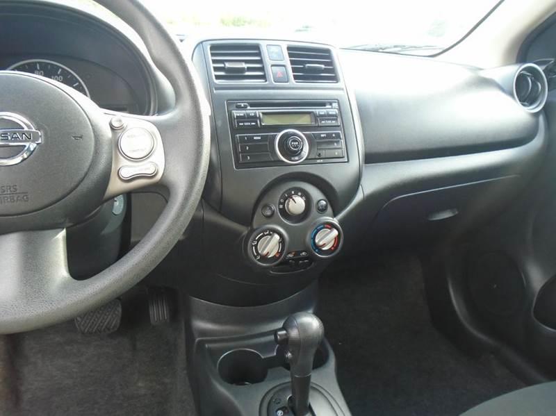 2013 Nissan Versa 1.6 S 4dr Sedan 4A - O` Fallon MO