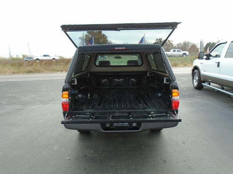 2002 Toyota Tacoma 2dr Standard Cab 2WD SB - O` Fallon MO