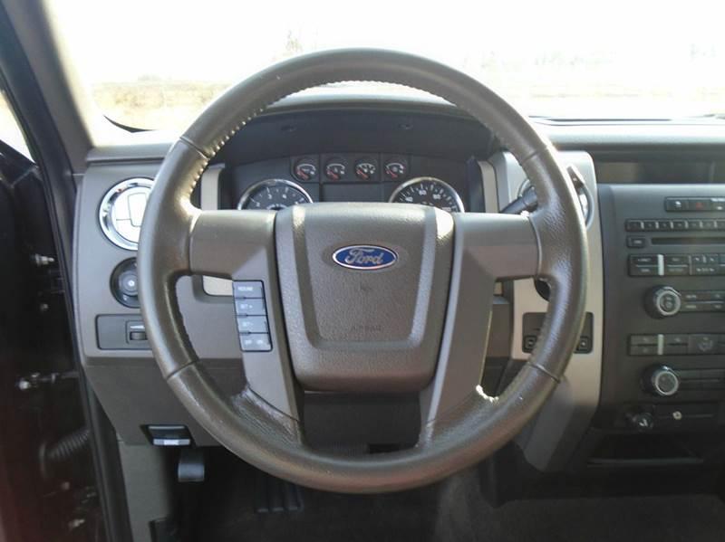 2010 Ford F-150 4x4 XLT 4dr SuperCrew Styleside 5.5 ft. SB - O` Fallon MO