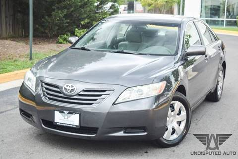 2008 Toyota Camry for sale in Chantilly, VA