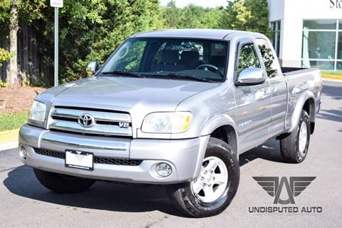 2005 Toyota Tundra for sale in Chantilly, VA